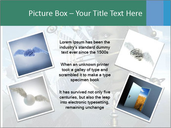 Futuristic Concept PowerPoint Template - Slide 24