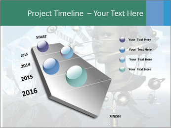 Futuristic Concept PowerPoint Template - Slide 26