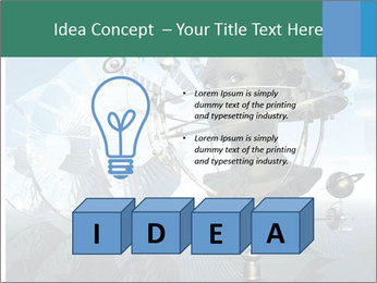 Futuristic Concept PowerPoint Template - Slide 80