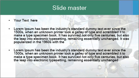 Futuristic Concept PowerPoint Template - Slide 2