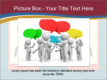 Partnership Cartoon PowerPoint Templates - Slide 15