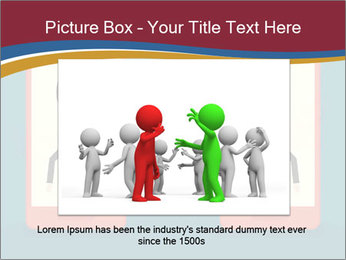 Partnership Cartoon PowerPoint Templates - Slide 16