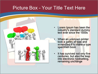 Partnership Cartoon PowerPoint Templates - Slide 20