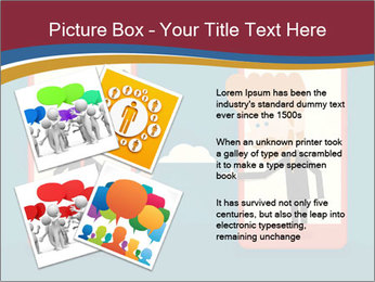 Partnership Cartoon PowerPoint Templates - Slide 23