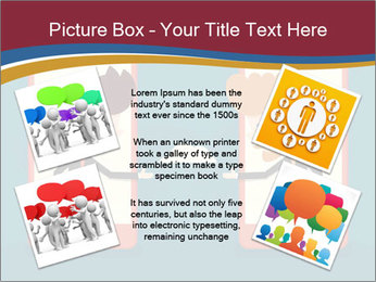 Partnership Cartoon PowerPoint Templates - Slide 24