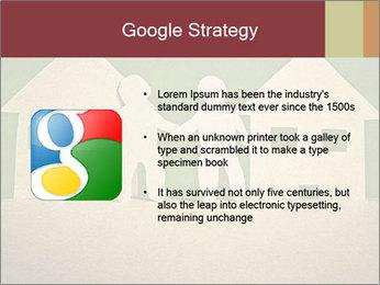 Paper Neighborhood PowerPoint Templates - Slide 10