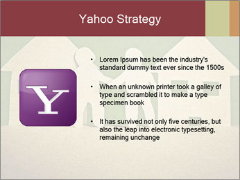 Paper Neighborhood PowerPoint Templates - Slide 11