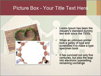 Paper Neighborhood PowerPoint Template - Slide 20