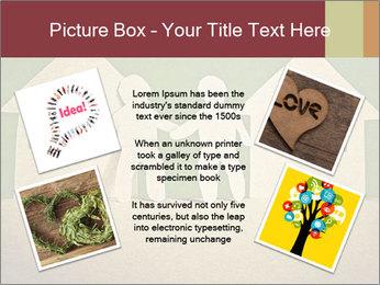 Paper Neighborhood PowerPoint Templates - Slide 24
