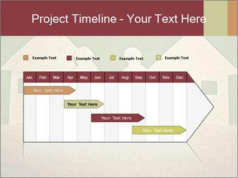 Paper Neighborhood PowerPoint Templates - Slide 25