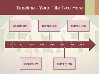 Paper Neighborhood PowerPoint Templates - Slide 28