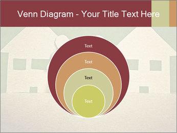 Paper Neighborhood PowerPoint Templates - Slide 34