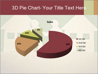 Paper Neighborhood PowerPoint Template - Slide 35