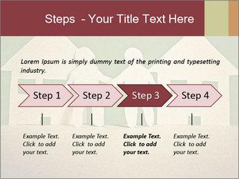 Paper Neighborhood PowerPoint Templates - Slide 4