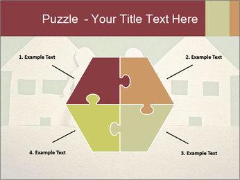 Paper Neighborhood PowerPoint Templates - Slide 40