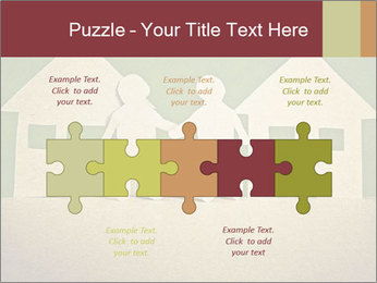 Paper Neighborhood PowerPoint Templates - Slide 41