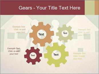 Paper Neighborhood PowerPoint Templates - Slide 47