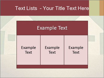 Paper Neighborhood PowerPoint Templates - Slide 59