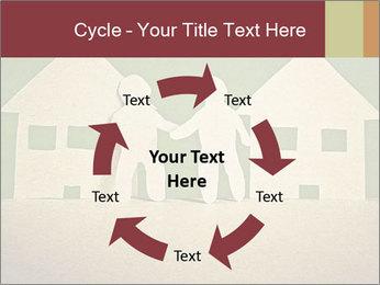 Paper Neighborhood PowerPoint Templates - Slide 62