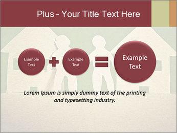 Paper Neighborhood PowerPoint Templates - Slide 75