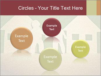 Paper Neighborhood PowerPoint Templates - Slide 77