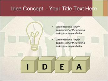 Paper Neighborhood PowerPoint Templates - Slide 80