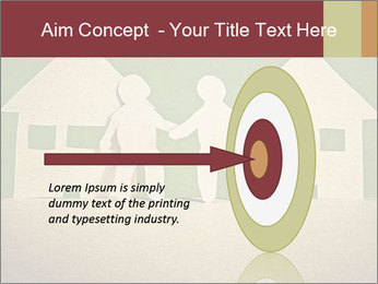 Paper Neighborhood PowerPoint Template - Slide 83