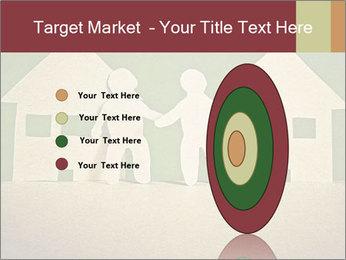 Paper Neighborhood PowerPoint Templates - Slide 84