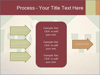 Paper Neighborhood PowerPoint Templates - Slide 85