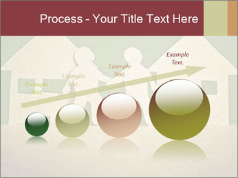 Paper Neighborhood PowerPoint Template - Slide 87