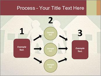 Paper Neighborhood PowerPoint Templates - Slide 92
