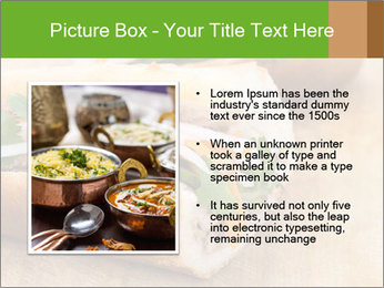 Meat Sandwich PowerPoint Templates - Slide 13