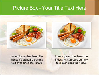 Meat Sandwich PowerPoint Templates - Slide 18