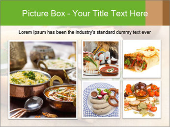 Meat Sandwich PowerPoint Templates - Slide 19