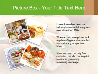 Meat Sandwich PowerPoint Templates - Slide 23