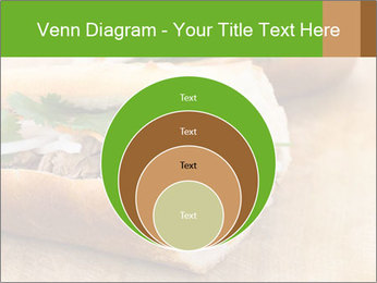 Meat Sandwich PowerPoint Templates - Slide 34