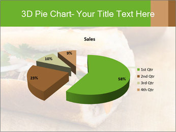 Meat Sandwich PowerPoint Templates - Slide 35