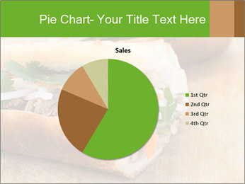 Meat Sandwich PowerPoint Templates - Slide 36