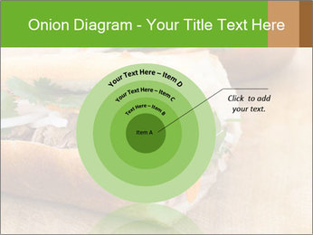 Meat Sandwich PowerPoint Templates - Slide 61