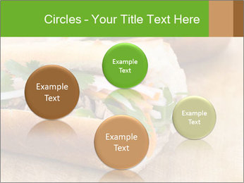 Meat Sandwich PowerPoint Templates - Slide 77