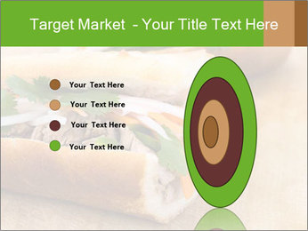 Meat Sandwich PowerPoint Templates - Slide 84