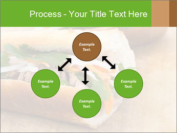 Meat Sandwich PowerPoint Templates - Slide 91