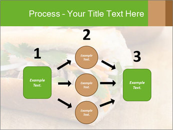 Meat Sandwich PowerPoint Templates - Slide 92