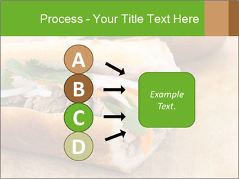 Meat Sandwich PowerPoint Templates - Slide 94