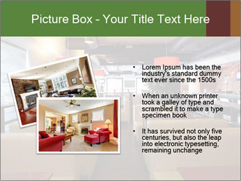 The restaurant before opening. PowerPoint Template - Slide 20