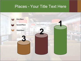 The restaurant before opening. PowerPoint Template - Slide 65