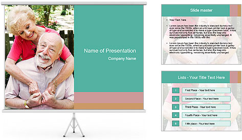 Happy Grandparents PowerPoint Template