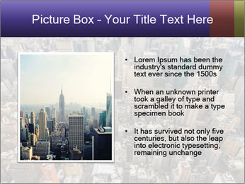 NYC Downtown PowerPoint Templates - Slide 13