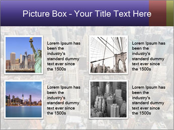 NYC Downtown PowerPoint Template - Slide 14