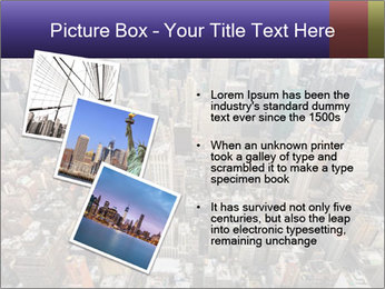 NYC Downtown PowerPoint Template - Slide 17